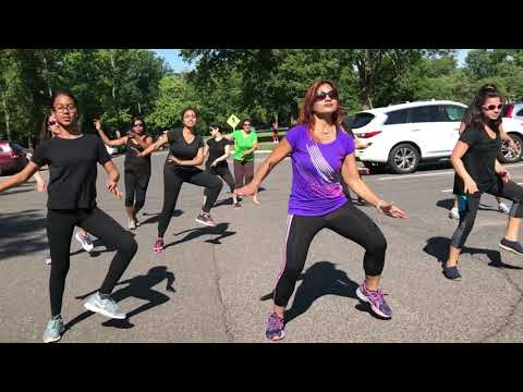 ZINGAAT – ZUMBA ROUTINE BY SAKSHI SHARMA