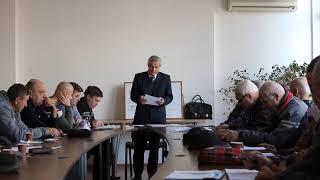 Михайлов 2, Избори на делегат за Югозападен Регион
