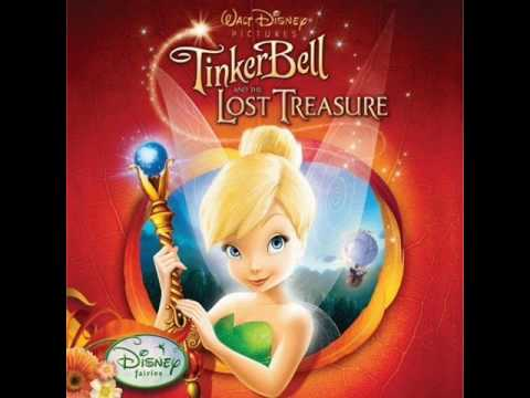 12. Fly Away Home - Alyson Stoner (Album: Music Inspired By Tinkerbell And The Lost Treasure)