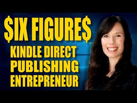 Former Yoga Teacher Earns Six Figures On Kindle Direct Publishing