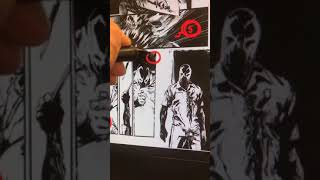 Todd Tip on Lettering a Comic Book Page