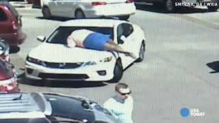 Armed Good Samaritan stops car wash carjacking