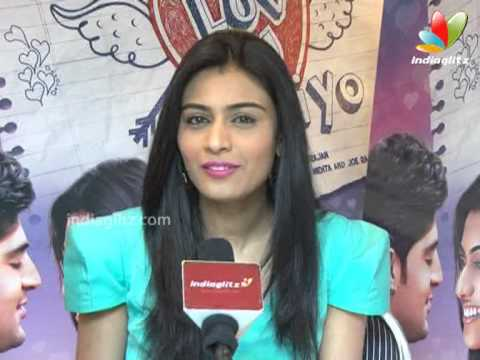 Neha Hinge Talks About 'Luv U Soniyo' | Bollywood Movie | Tanuj Virwani, Bunty Grewal, Vivek Vaswani