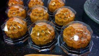 Bánh nướng nhân thập cẩm - Bánh trung thu