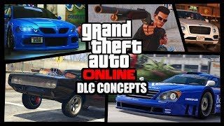 GTA 5 ONLINE - 5 BEST DLC CONCEPTS WE NEED IN GTA 5 ONLINE! (Tuners & Outlaws, Nightclubs & More)