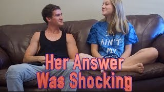 I Finally Asked Her Out...