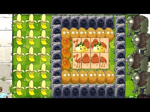 Solar Tomato and Prison Zombies in Plant vs Zombies 2 Strategy Game