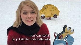 Elina Moisio: Helsinki on maailman paras kaupunki