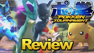 Pokken Tournament Review Wii U (Video Game Video Review)