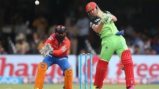 AB de Villiers Century 129 in 52 balls T20 IPL | RCB vs GL