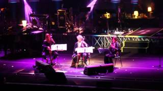 Francesco De Gregori - Live - Arena di Verona -  #Rimmel2015 - Pezzi Di Vetro - Malika Ayane