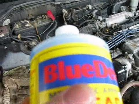 How To Use Blue Devil Head Gasket Sealant Instructions