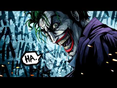 Captain Murphy--the killing joke  **for an hour**