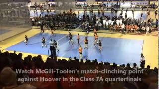 McGill-Toolen eliminates Hoover