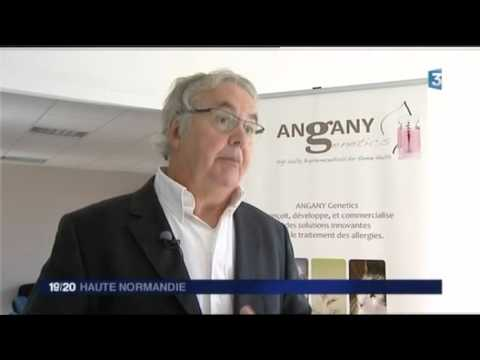 Angany - My PHarma Company - France 3