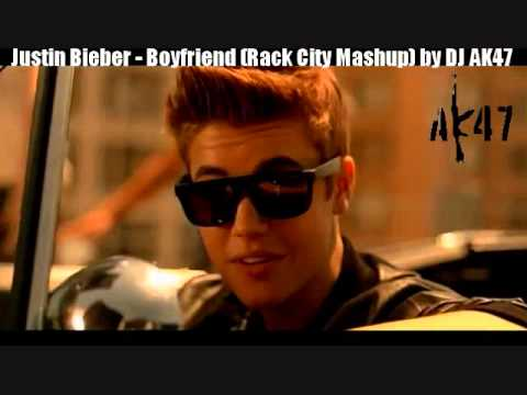 Justin Bieber - Boyfriend (Rack City Mashup) by DJ AK47
