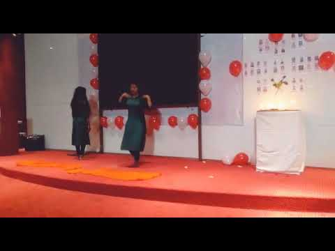 Teri Mitti ..lovely Dance  😘😘 Ft.Ganga And Deepa Organised By Students Of Galgotia University.