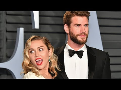 "Miley Cyrus and Liam Hemsworth Secret Wedding Plans UNCOVERED: ""It Will Be A Spectacle!"""