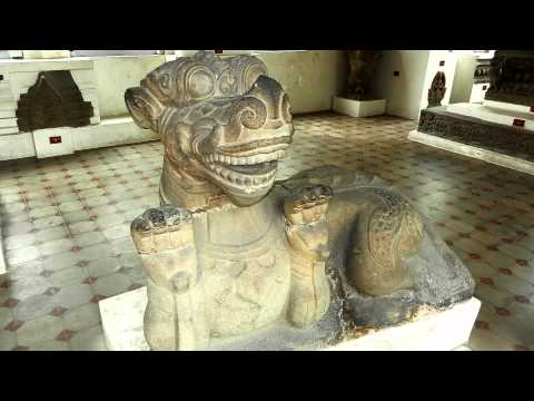 Visit to the Cham Sculpture Museum at Danang and Surroundings Vietnam