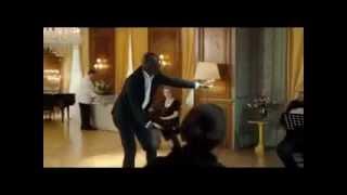1+1 (неприкасаемые) Фрагмент с танцем из фильма