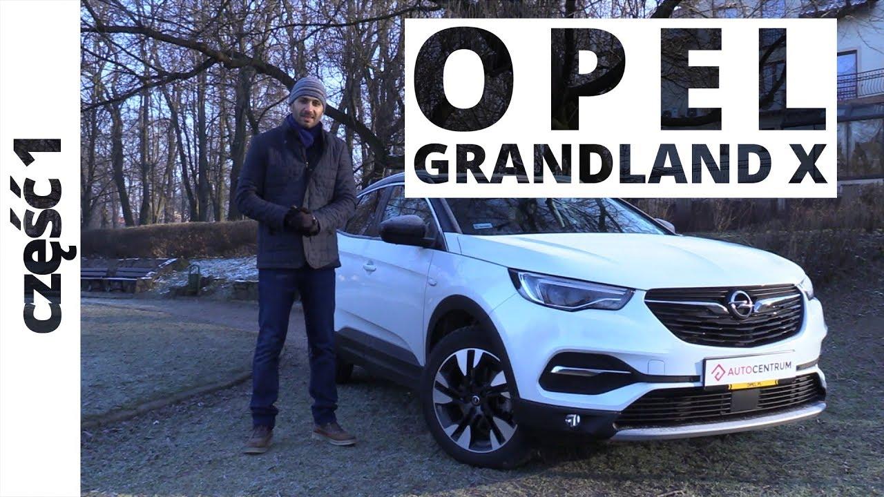 Opel Grandland X 1.2 Turbo 130 KM, 2018 – test AutoCentrum.pl #374