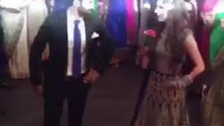 Couple Performance on Aati Kya Khandala Ghulam   The Wedding Script