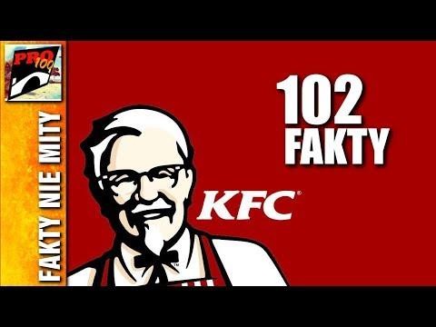 KFC - 102 FAKTY