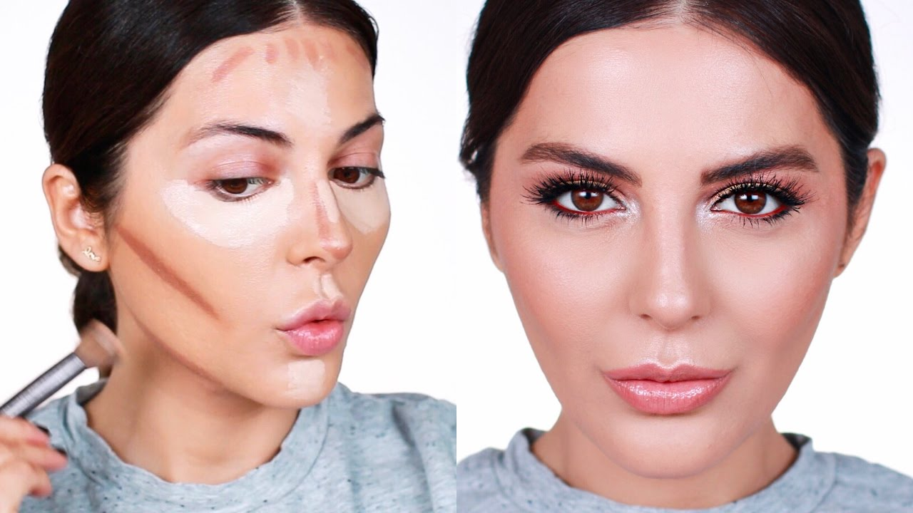 6152e88aeb7 Flawless Foundation Routine + Makeup Tutorial   Sona Gasparian - YouTube