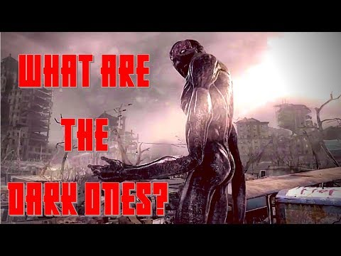 Are the Dark Ones HYPER ADVANCED EVOLVED humans? Metro 2033, Last Light, and Metro Exodus Lore 2018
