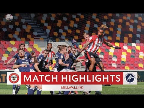 Brentford Millwall Goals And Highlights