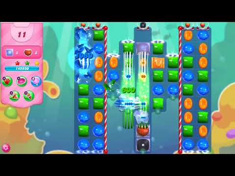 Candy Crush Saga Level 3575 NO BOOSTERS