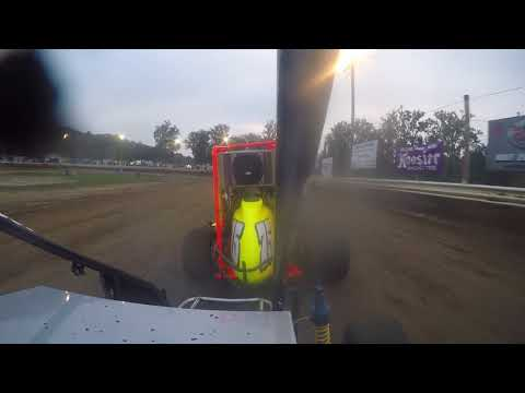US 24 Speedway Non Wing Heat Race 8-26-2017