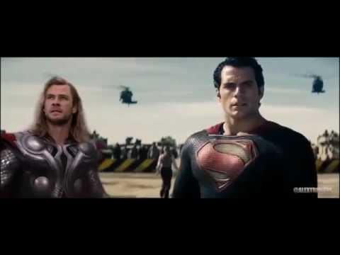 Star Wars vs DC Marvel Final Epic Trailer by Alex Luthor