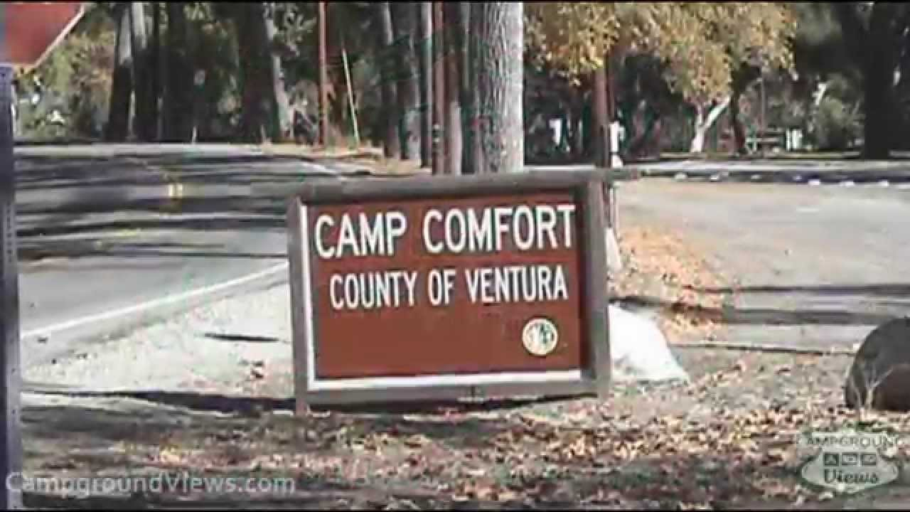 CampgroundViews com - Camp Comfort Ojai California County Park Campground