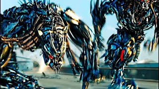 Transformers Dark of the Moon Fight Scene Highway Chase (1080HD VO)
