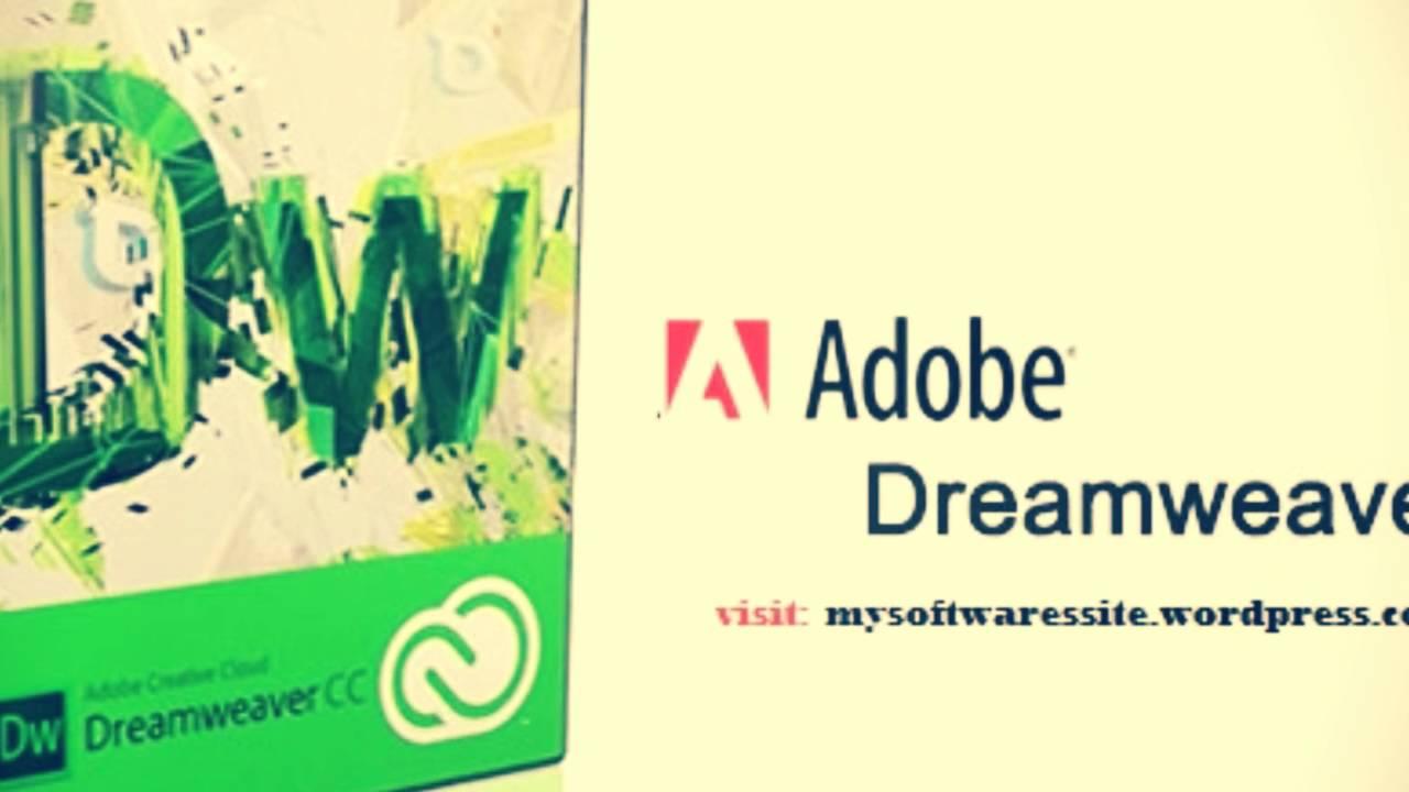 dreamweaver cs6 free download torrent
