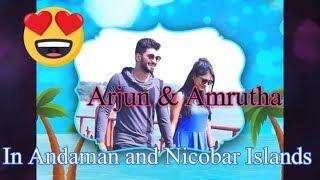 Nagini serial Arjun & Amrutha In  Andaman and Nicobar Islands