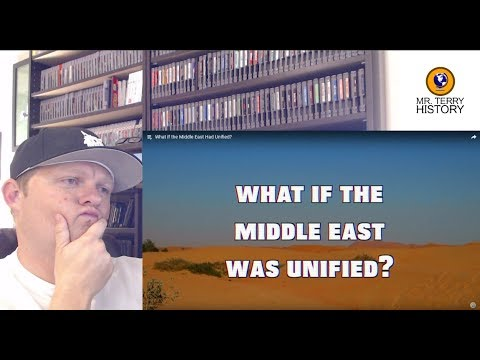 "A History Teacher Reacts | ""What if the Middle East Had Unified?"" by Alternate History Hub"