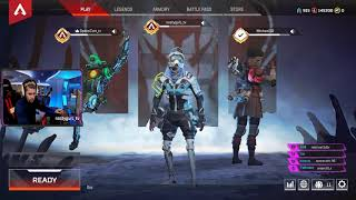 APEX LEGENDS TOP RANKED SQUAD! PORN AND VIDEO GAMES