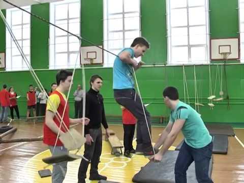 Соревнования по технике туризма в Октябрьском районе Могилёва. 29 12 2014  4
