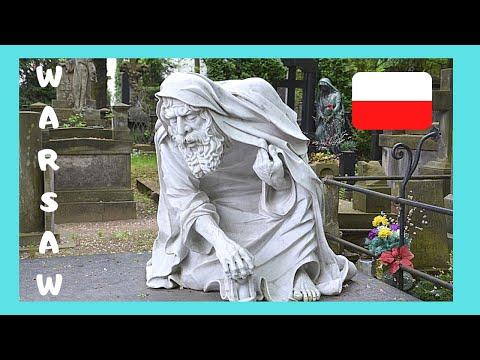 SPECTACULAR Powązki Cemetery, Warsaw (Poland)
