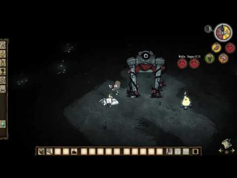 Don't Starve Together - Uh yeah, i didn't know it was this hard