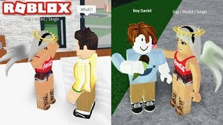 SPYING ON CHEATING GIRLFRIEND! Roblox Online Dating | Roblox Social Experiment Gone Wrong