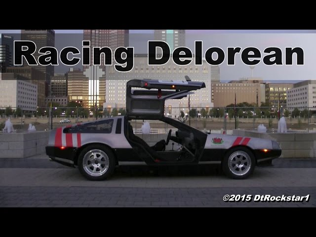 Racing Delorean Goes A Hell Of A Lot Faster Than 88 Mph Autoblog