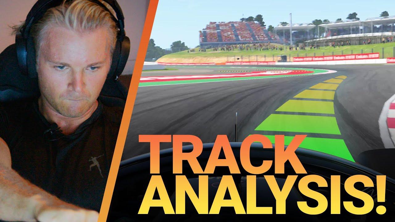 Video: Master Circuit de Barcelona-Catalunya with Nico Rosberg