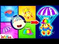 Wolfoo Kids Stories About New Toy | Wolfoo Family Kids Cartoon