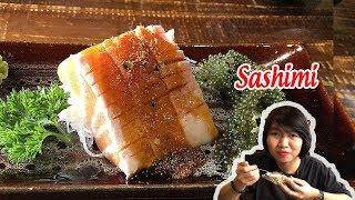 Siêu Ngon SuShi,  Sashimi Và Các MÓN ĂN NHẬT BẢN Ở Nhà Hàng Yen ❤ Delicious Japanese Street Food