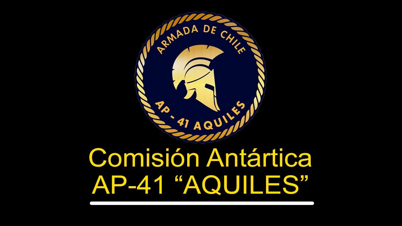 Bildresultat för buque aquiles antartica  chile