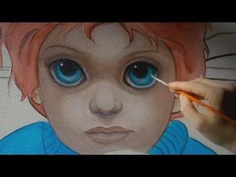 Big Eyes le combat Margaret Keane pour son oeuvre