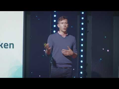 Matthew Spoke - Aion - World Blockchain Forum